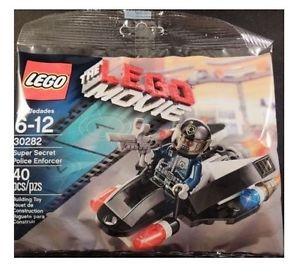 Lego le film lego super police secrète nouveau enforcer