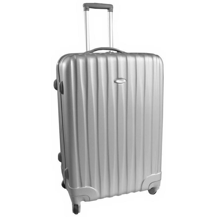 Valise rigide 4 roulettes 70 cm Achat / Vente valise bagage Valise