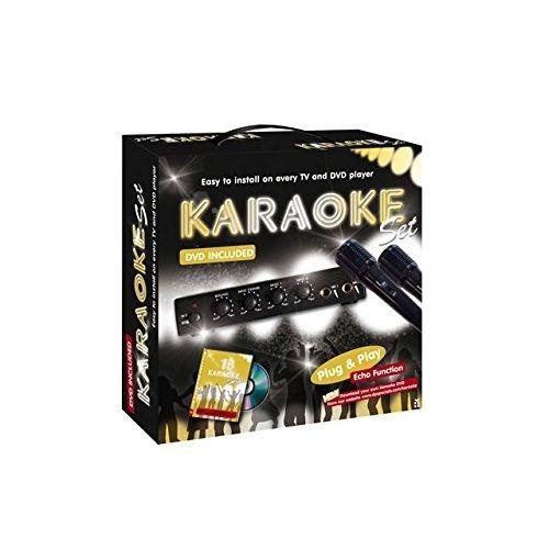Ak Sport 0685007 KaraokÉ Set Pro + Dvd pas cher Achat / Vente