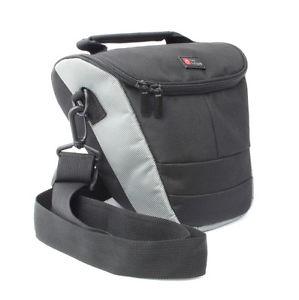 Housse etui sac en nylon pour appareil photo numerique Canon Powershot