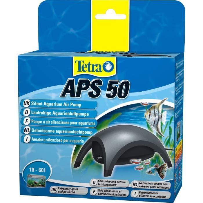 TETRA Pompe à air pour aquarium Tetra APS 50 Achat / Vente