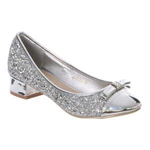 Chaussure de soiree femme argentee Achat / Vente pas cher