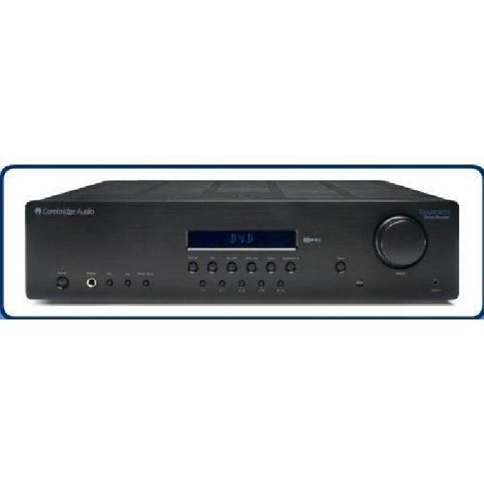 Cambridge Audio 651A Amplificateur Hifi Argent amplificateur hifi