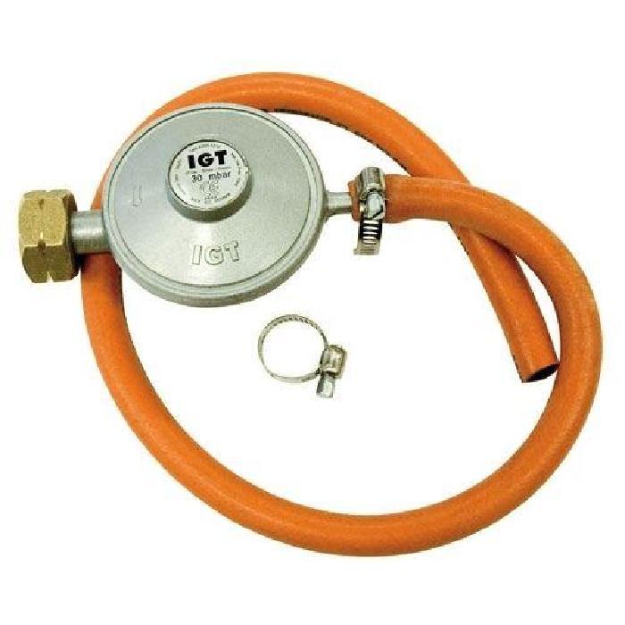 Tuyau régulateur de gaz Barbecook Le régulateur de gaz vous offre