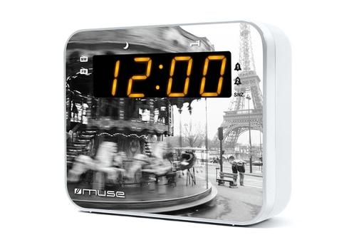 digital fm double alarme 20 présélections répétition de l alarme