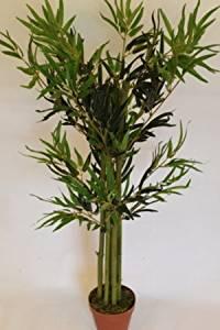 Plantes artificielles Bambou artificiel hauteur 1,2 m livré en pot