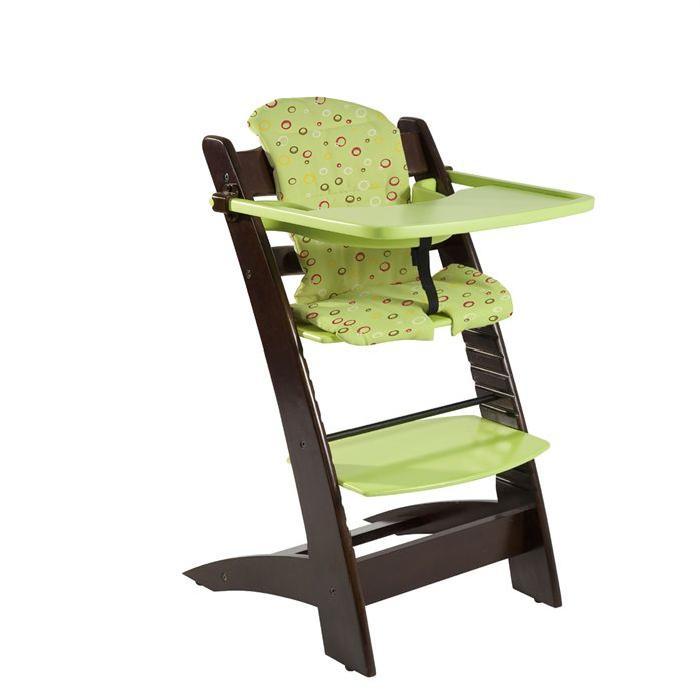 BADABULLE Chaise haute Bois Achat / Vente chaise haute 3661787000507