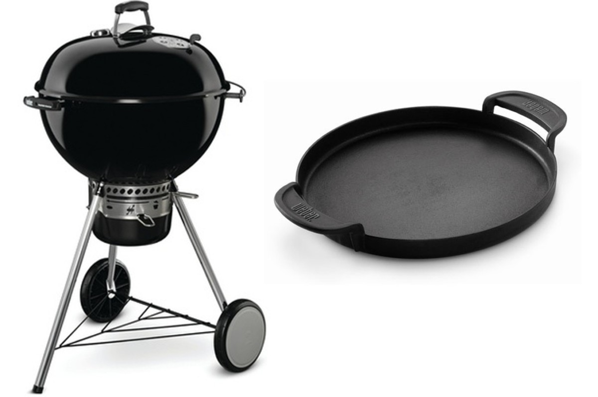 PLANCHA POUR BARBECUE MASTER TOUCH + PLANCHA POUR BARBECUE (5053579