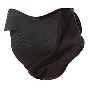 Masque velcro protection visage anti froid vent pour ski