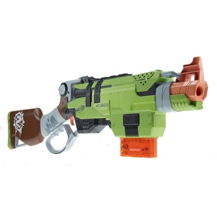 NERF Zombie Strike Slingfire Achat / Vente pistolet bille mousse