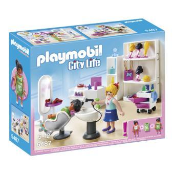 Playmobil City Life 5487 Salon de beauté Playmobil Acheter sur