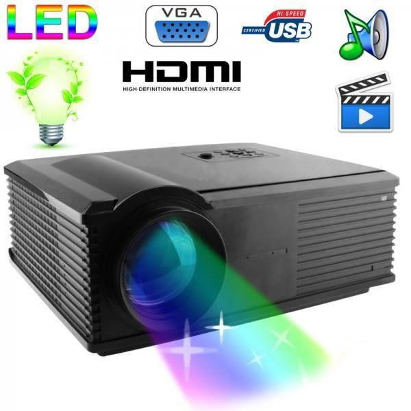 videoprojecteur led 95w 2800 lumens full hd 108