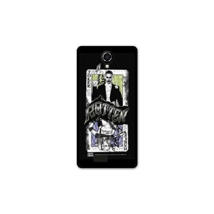 Coque Archos 50 Titanium WB License Suicide Squad carte N Achat
