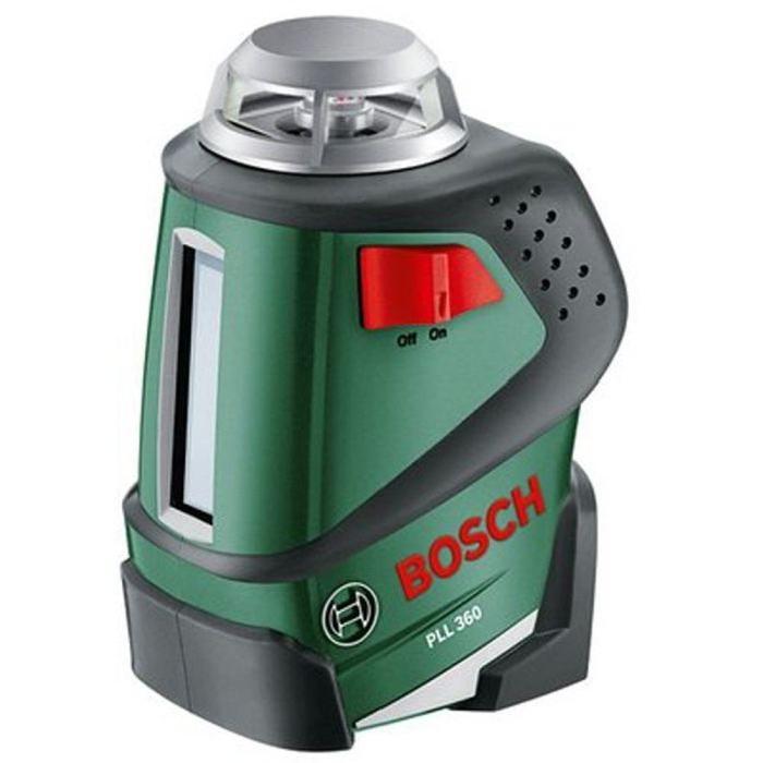 bosch niveau laser 360° pll 360 + trépied Achat / Vente