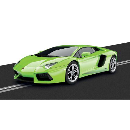 Scalextric Voiture pour circuit Echelle 1/32 : Lamborghini Aventador
