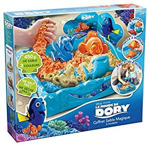 Canal Toys Dory Coffret Sable Magique: Jeux et Jouets