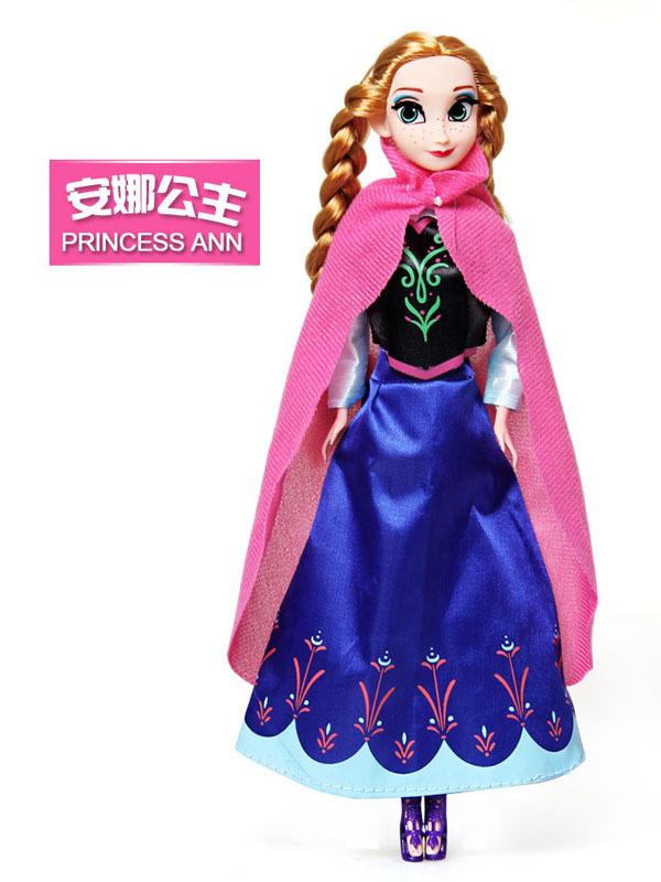 sur 2 Poupée mannequin 30cm La Reine Des Neiges Elsa ET Anna Olaf