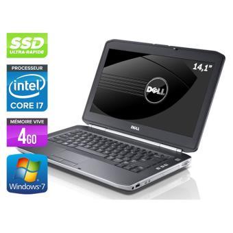 PC Portable Dell Latitude E6420 14,1» Gris Intel Core i7 2640M