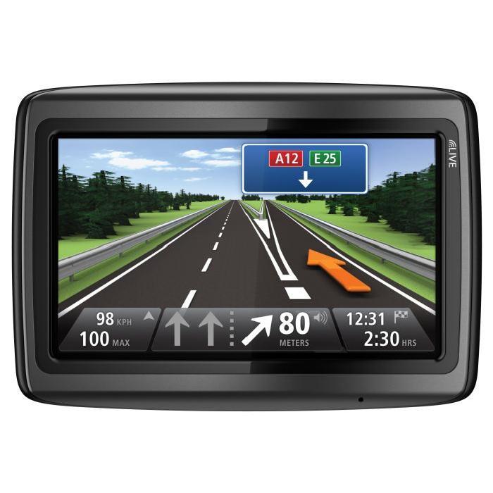 GPS TomTom Via Live 120 reconditionné Ecran 4.3″ Cartographie