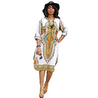 Africaine Nouveau Robe De Cocktail Eté: Vêtements et