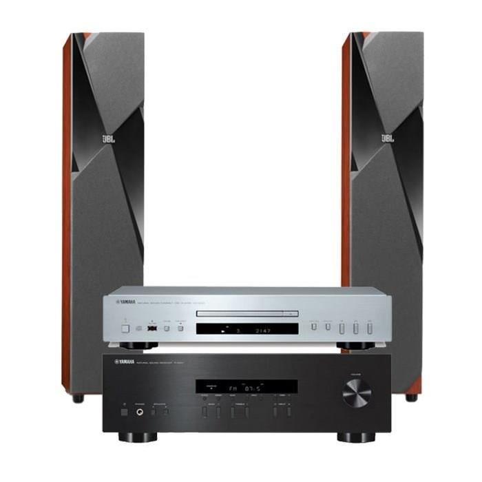 Pack Hi Fi / Ampli Platine CD Enceintes amplificateur, prix pas