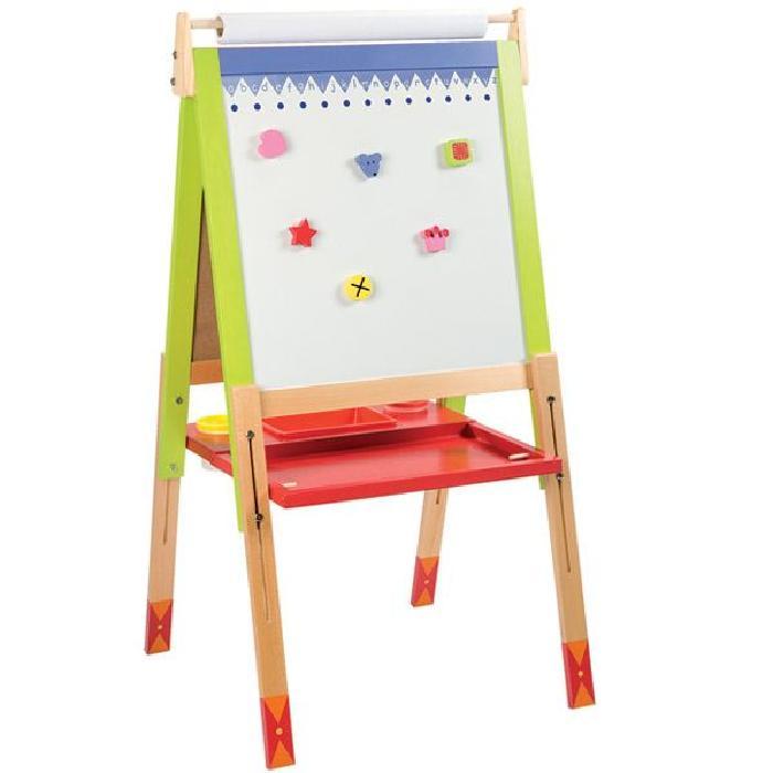 Tableau 4 pieds réglables Achat / Vente tableau enfant