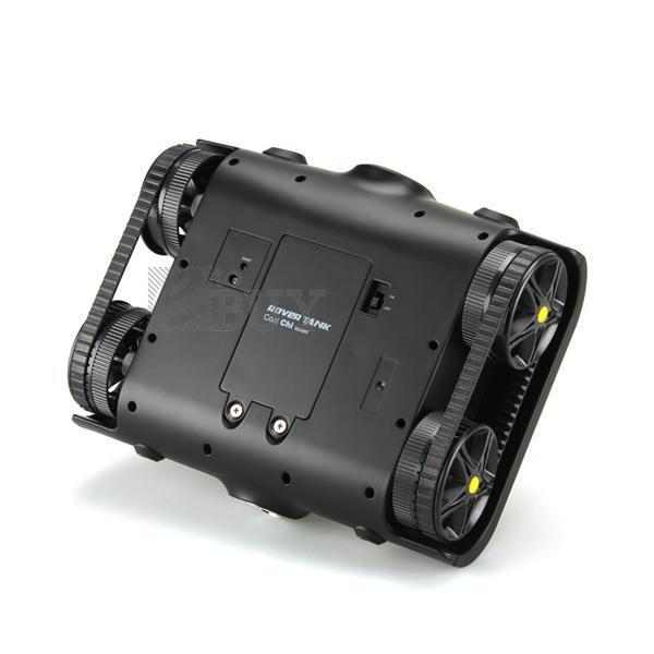 Char d'assaut Tank RC Radiocommande Télécommande Caméra WiFi Micro