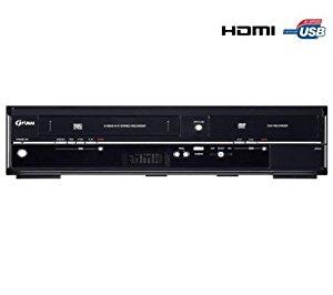 FUNAI Combi lecteur enregistreur DVD/VHS WD6D D4413DB Combi DVD