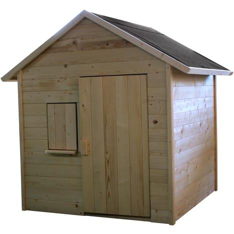 Maisonnette bois Ronda SOULET pas cher à prix
