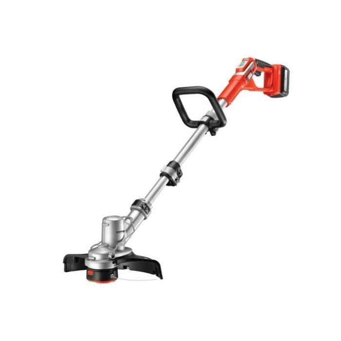 BLACK&DECKER Coupe bordures sans fil Lithium 36V Achat / Vente coupe