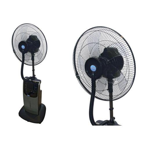 FRESH Ventilateur brumisateur d'intérieur H. 135 cm pas cher