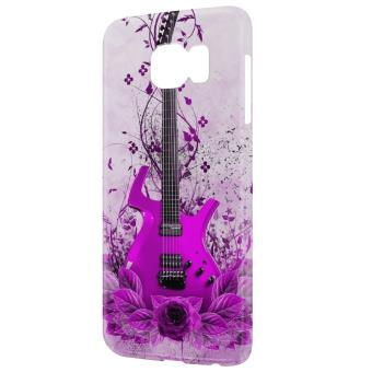 Coque Galaxy S6 Pink Guitare