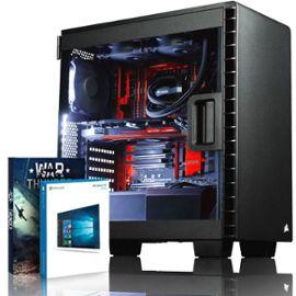 GPU RX 470, 16 Go 3000MHz RAM, SSD 120 Go, 3 To HDD, Windows 10) Vibox