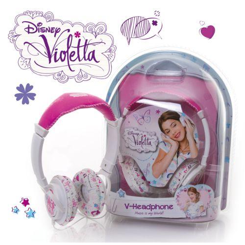 Giochi Preziosi Casque audio Violetta pas cher Achat / Vente