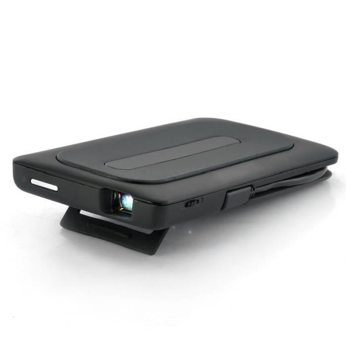 Mini Projecteur DLP LED pour téléphone portable Built in 1850mAh