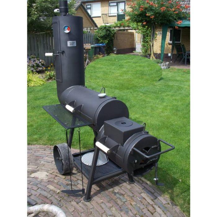 Barbecue Fumoir XL 14inch Achat / Vente barbecue Barbecue fumoir