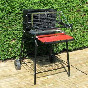 BARBECUE Barbecue charbon de bois «RAYMOND», de l'inno