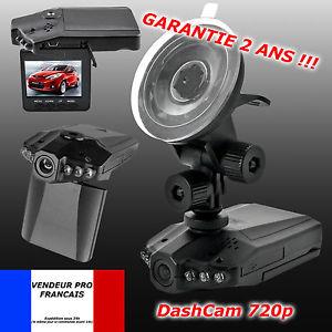 Dashcam Board Enregistreur Caméra Embarquée Voiture HD Nuit DVR F198
