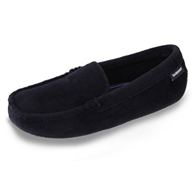 Chaussons HOMME Velours Isotoner 39/40: Chaussures et Sacs