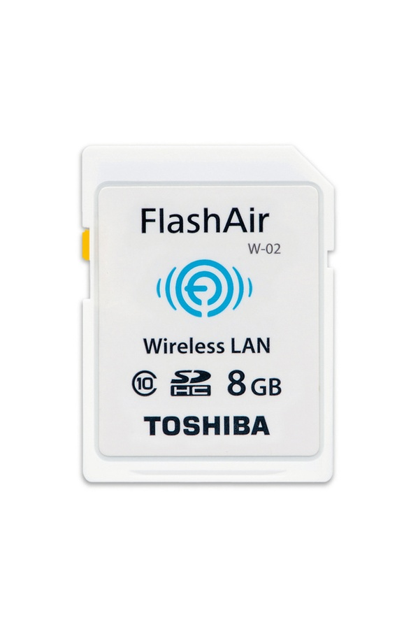 Carte SD Toshiba Carte SD Wifi flashair 8Gb (4199979) |