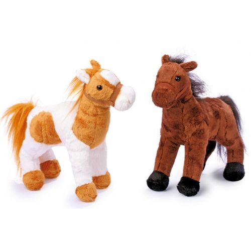 Legler Peluche cheval Lot de 2 poneys pas cher Achat / Vente