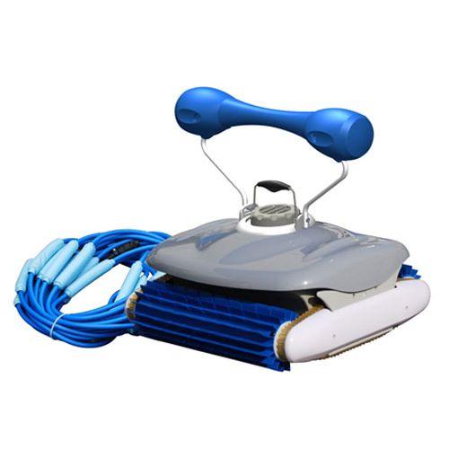 Piscines Robot hydraulique de nettoyage de piscine Tantor pas