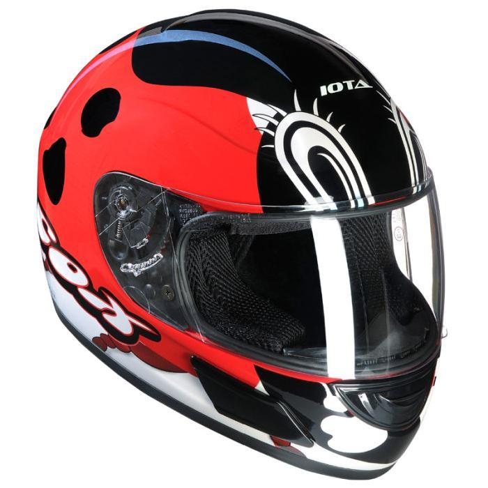 Casque moto Enfant Iota Cox Achat / Vente casque moto scooter Casque