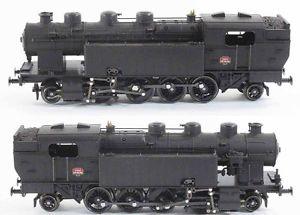 train HO JOUEF LOCOMOTIVE 141 TA 416 / jouet ancien