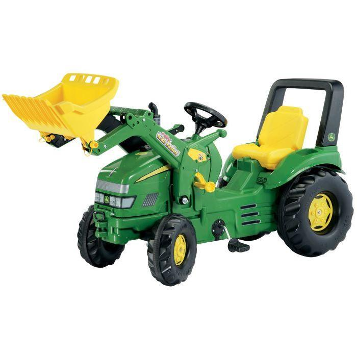 tracteur a pedales x trac joh