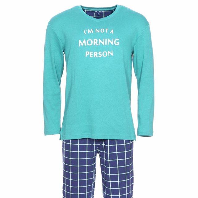 Arthur pyjama long bleu Arthur