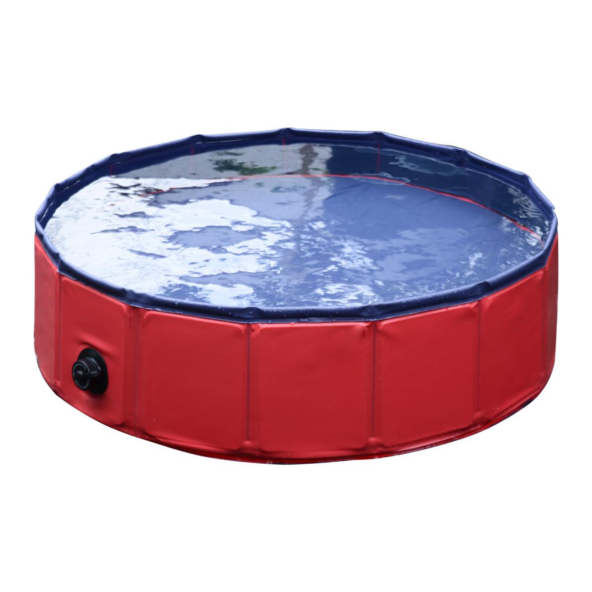 Bassin/piscine baignoire pour chien animal de compagnie