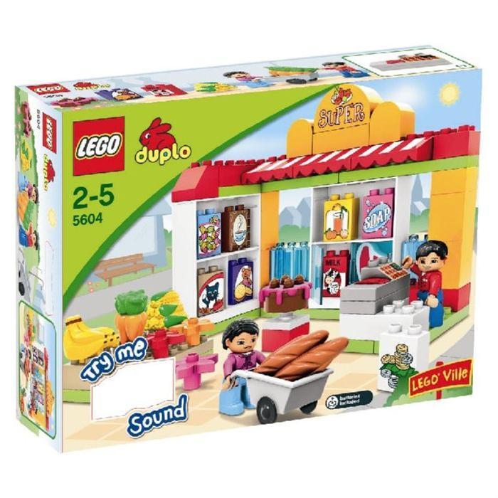 Lego Le supermarché Lego Ville Achat / Vente assemblage