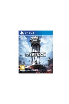 Accessoires téléphone Star Wars : Battlefront Occasion [ PS4 ] Sony
