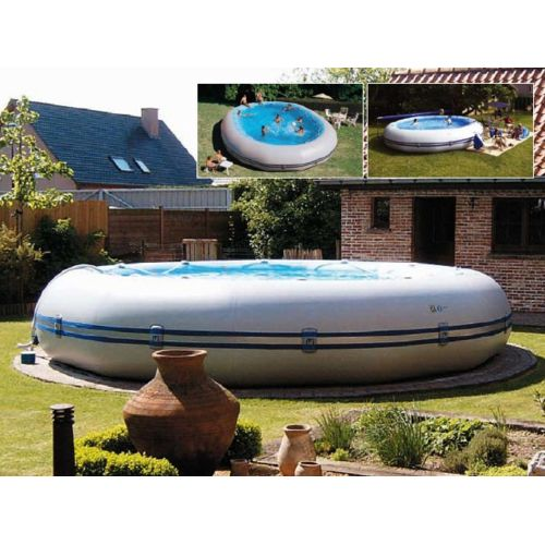 Piscine autoportante topiwall for Piscine zodiac pas cher